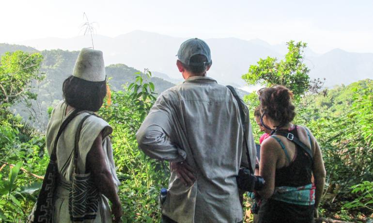 Un viaje a la Sierra Nevada de Santa Marta