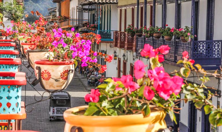 Top 10 de los pueblos más lindos de Colombia