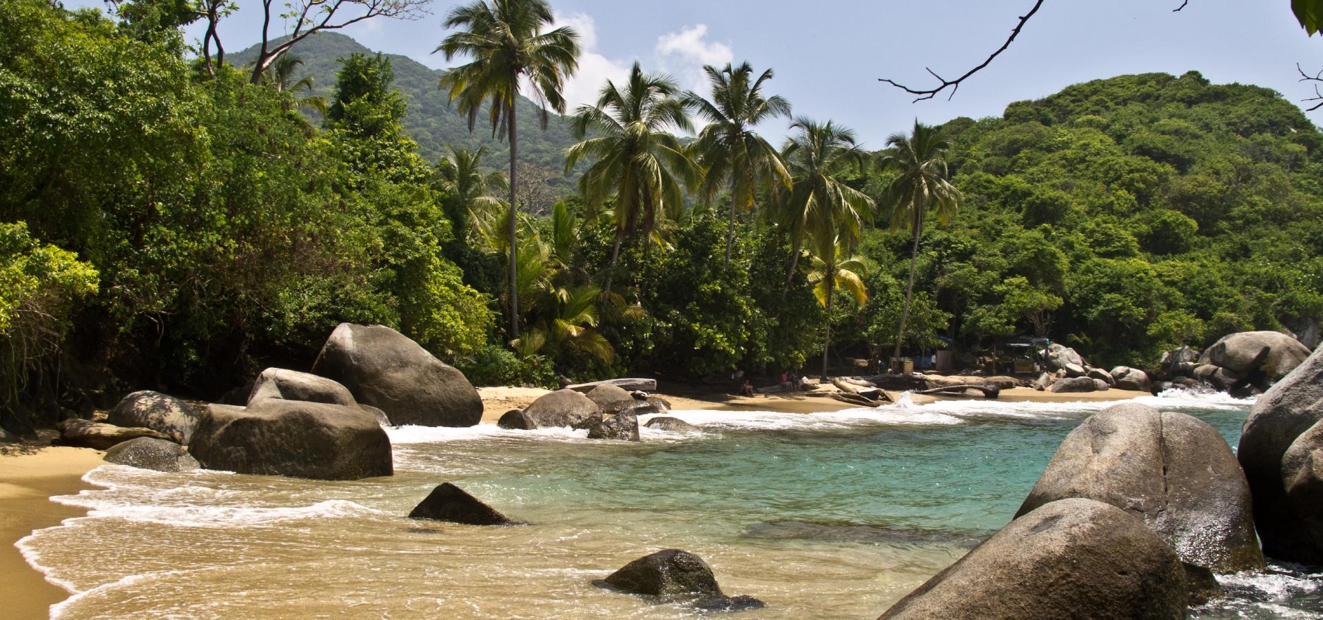 Las 5 mejores playas de Santa Marta